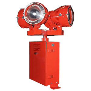 AB Series Rotating Airport Beacon Lights FAA L-801A-AB-500FP64