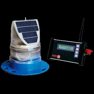AV72 Radio-Controlled Solar Aviation Light | Avlite
