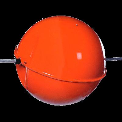 Aerial Marker Balls for Power Lines Model JX