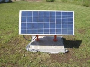 Solar Power Supply Option