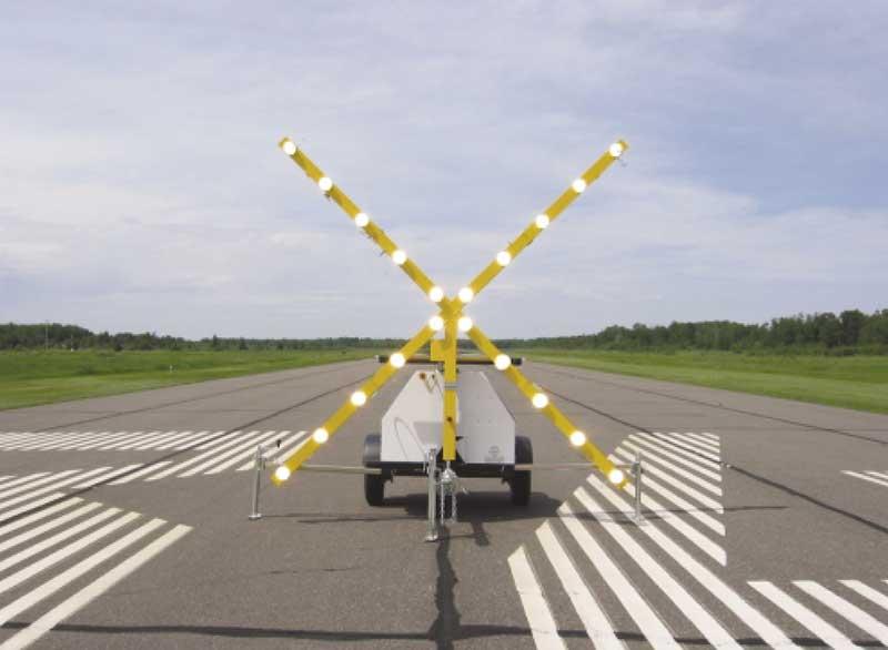 RCM D Runway Closure Marker L893