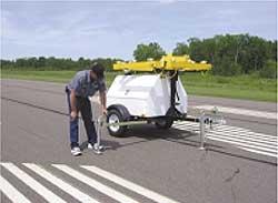 RCM D Runway Closure Marker assembly 1