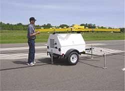 RCM D Runway Closure Marker assembly 2
