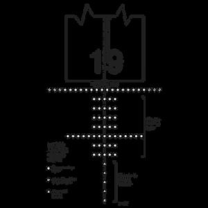 Medium Intensity Approach Lighting System MALSR