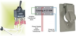 Isolating Safety Switch
