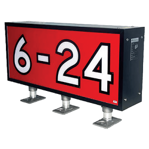 I LUX LED Taxiway Runway Signs L858