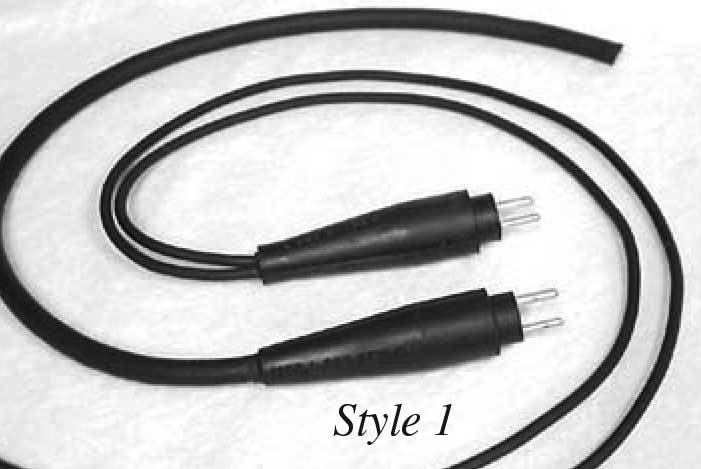 Secondary Cable Leads L823 style 1