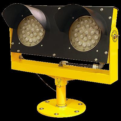 Elevated LED Runway Guard Light RGL L804