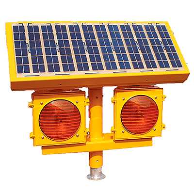 Solar LED Runway Guard Light (RGL)