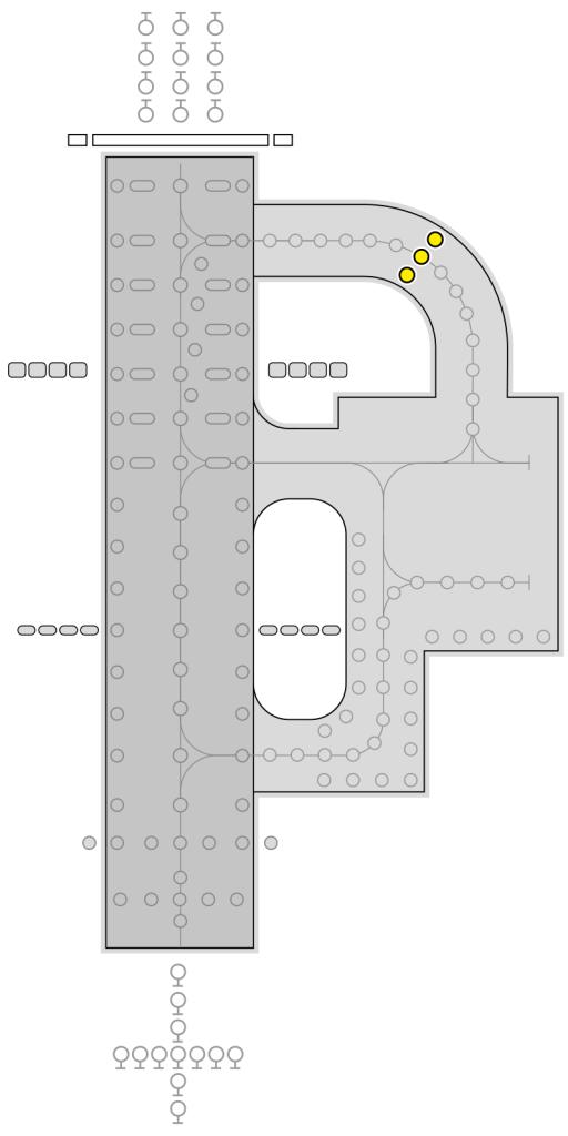 IR852SK light layout