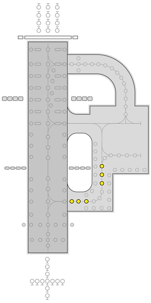 IR852C light layout