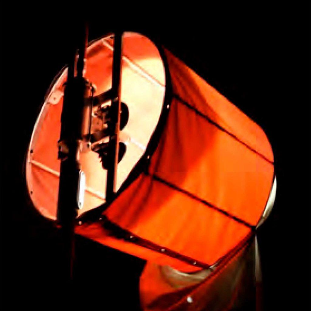 WCM Windsocks Masts lighted
