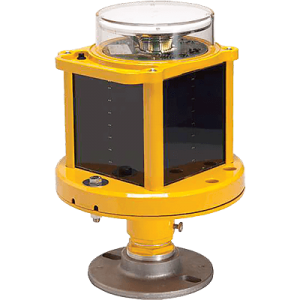 A704 solar runway light