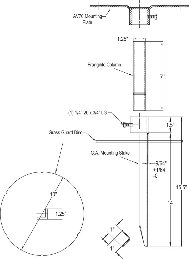 AV70 diagram