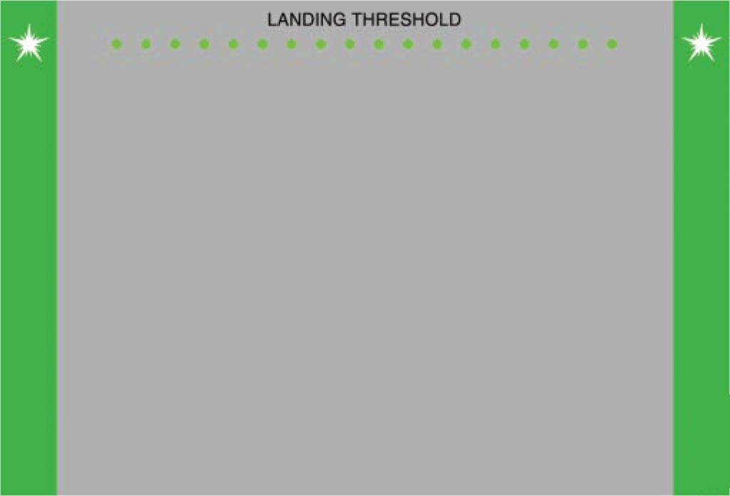 Unidirectional Runway End Identification Lighting REIL Style C