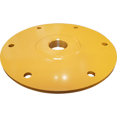 Base Plate for L868AA: 8.5