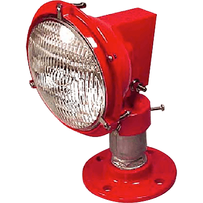 PAR56 Elevated Approach Lights | Type: 982H | Honeywell