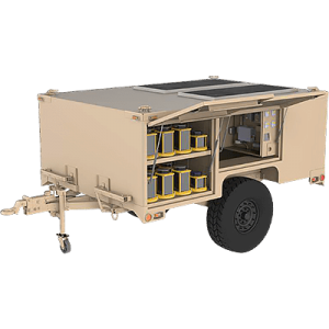 PALT Portable Airfield Lighting Trailer