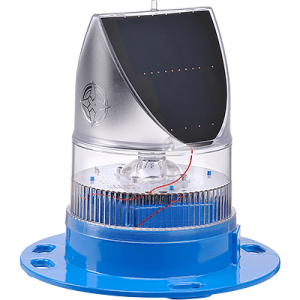 AV-70 Solar Aviation Light blue
