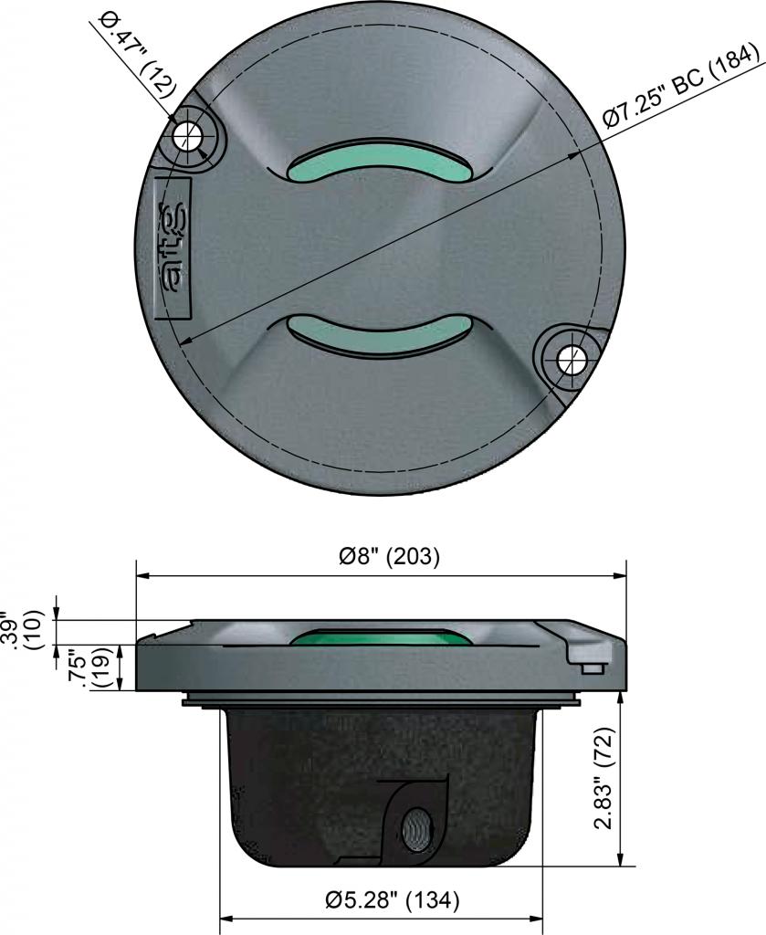 ZA280CL measurements