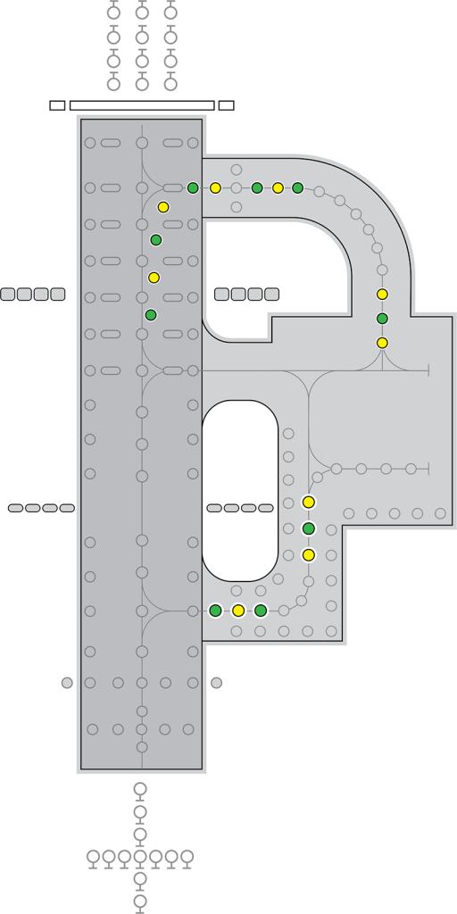 ZA280CL light layout