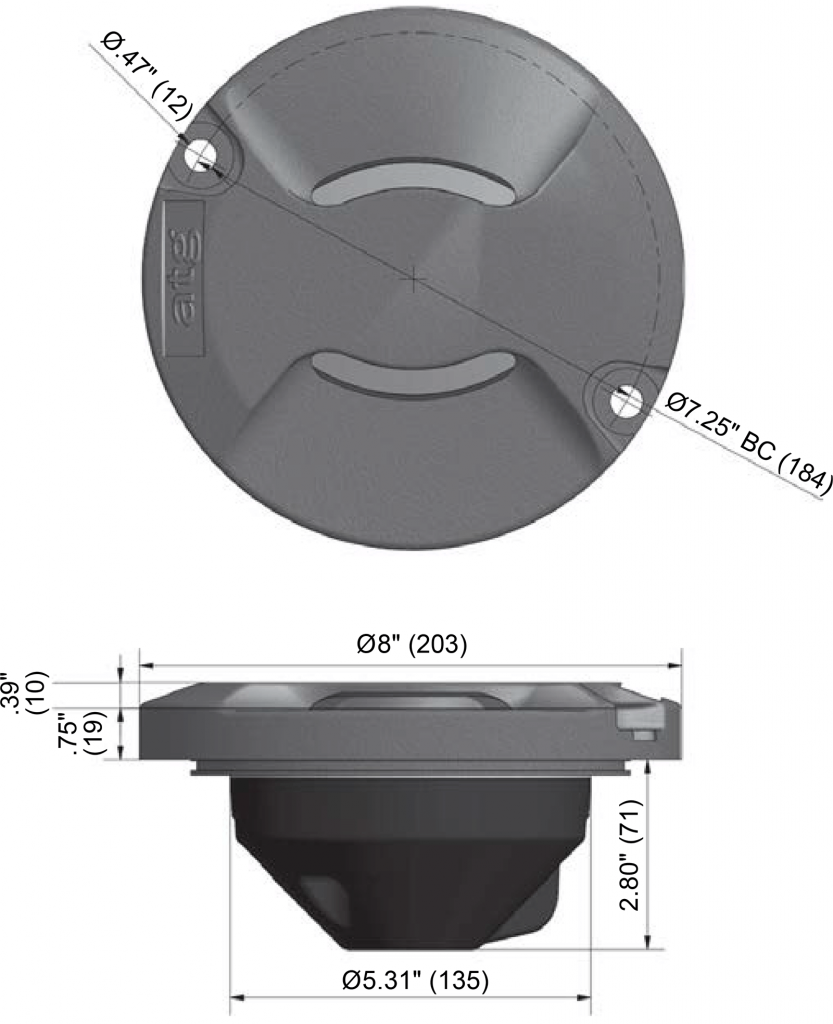 ZA280C measurements