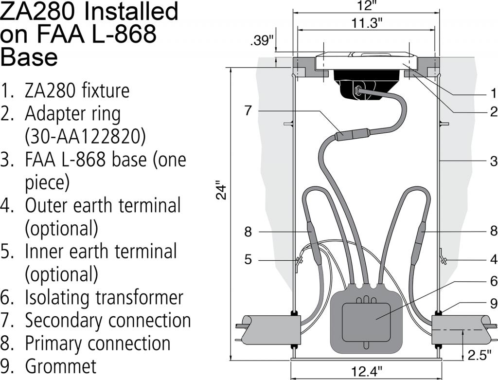 ZA280C diagram