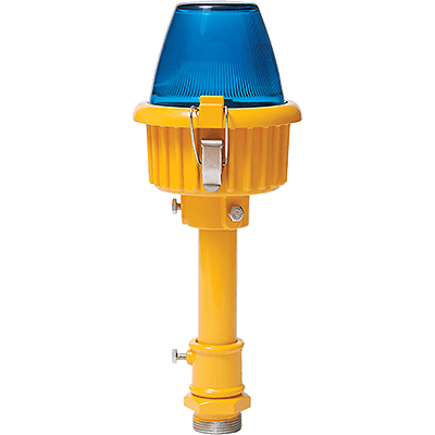 LED Taxiway Edge Light FAA L 861T blue
