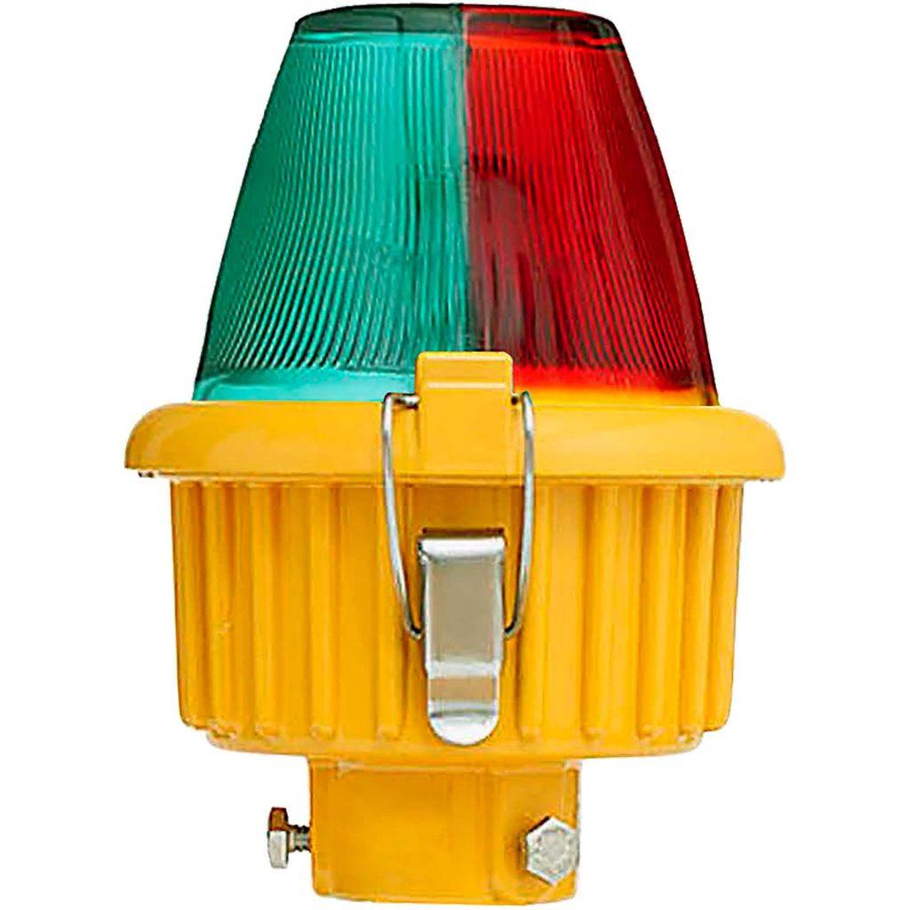 LED Runway Edge Light FAA L 861 L 861E green red