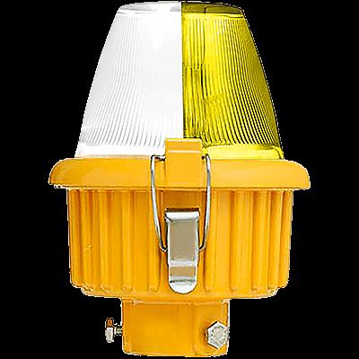 LED Runway Edge Light FAA L 861 L 861E clear yellow