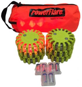 powerflare SP6 R Y