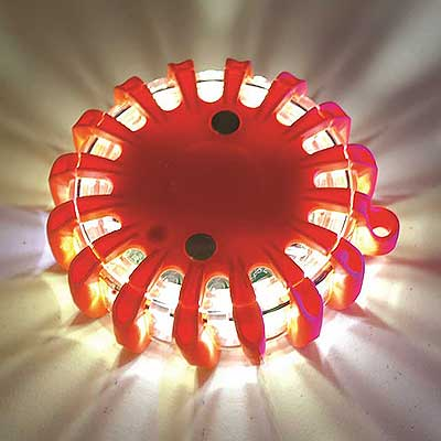 powerflare LED color white