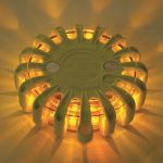 powerflare LED color amber