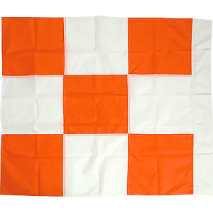 Airport Safety Flag