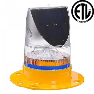 Solar Taxiway Edge Light AV-70-L863 & L861T