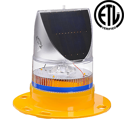 Solar Taxiway Edge Light AV-70-L863 & L861T | Avlite