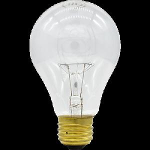 Incandescent Lamp A19-A21-PS40