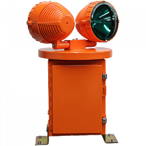 HBM 150/2 L-801 Airport Rotating Beacon green