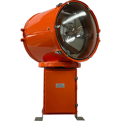HBM 320 L802M Military Airport Rotating Beacon clear