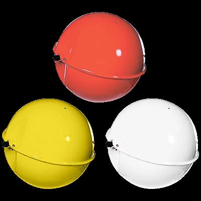 Aerial Marker Balls for Power Lines Model JX colors