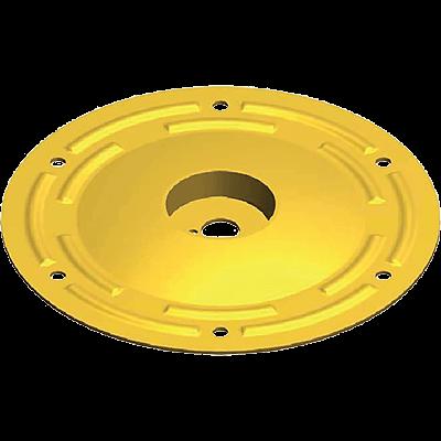 L-867B & L-867D Corten Base Plate