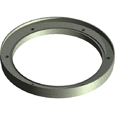 FAA L-868 Class 1A Flange Ring with Pavement Dam