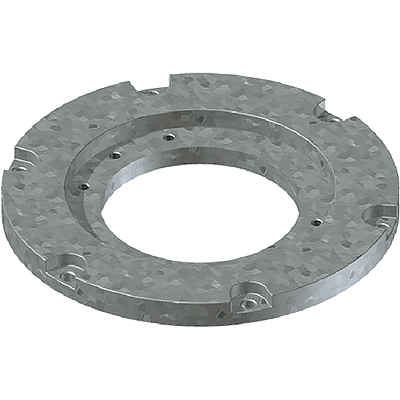 L-868B Adapter Ring for 8 Inch Inset Fixture