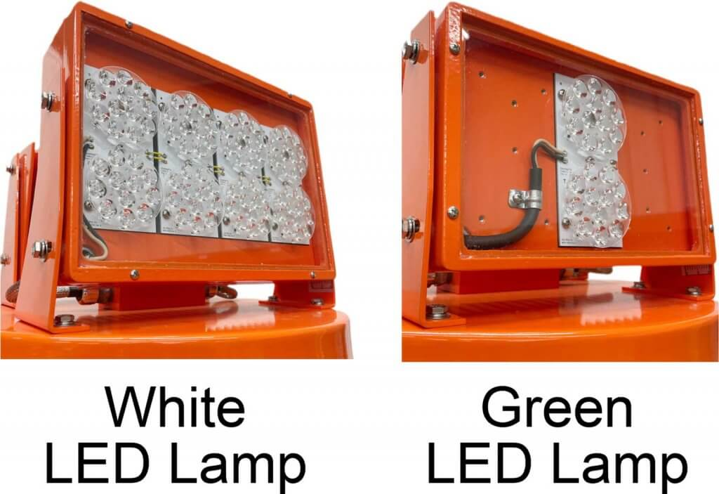 L-802AL LED High Intensity Airport Rotating Beacon heads