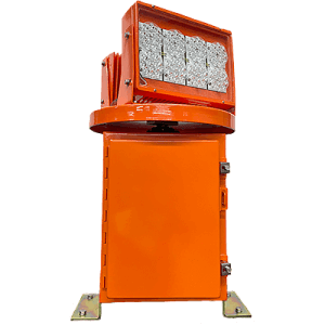 L-802AL LED High Intensity Airport Rotating Beacon