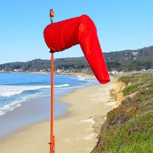 Wind Cone Marine Treated Option