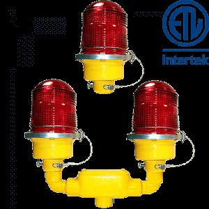FL-810 Incandescent Red Obstruction Light