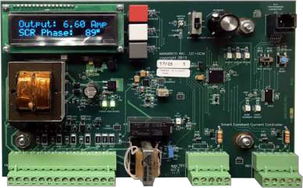 L-828/L-829 Hevi-Duty Replacement Constant Current Regulators microprocessor control